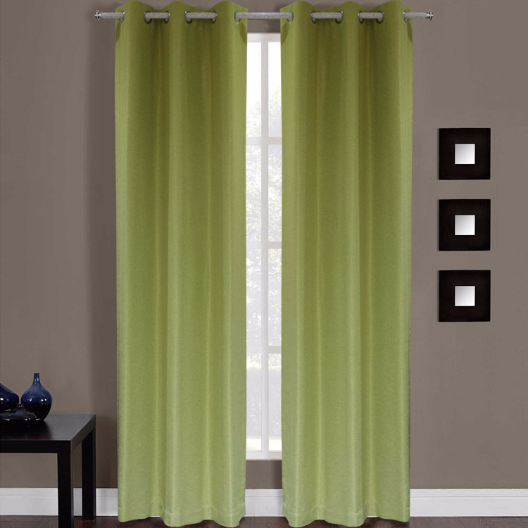 Trending hot products green drapes and curtains