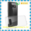 Hybrid Shock Absorbing Back Panel Bumper Case for samsung s8 plus - Crystal Clear