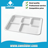 Swellder eco-friendly disposable plastic food tray