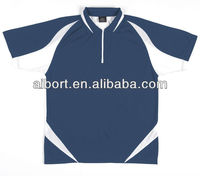 Dry Fit Sport Polo Shirt With Custom Logo