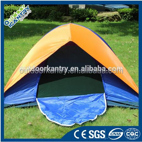 China alibaba high quality canvas double camping cot tent