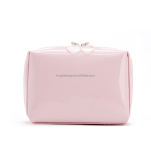 Glamour Pink Makeup Toilet Bag