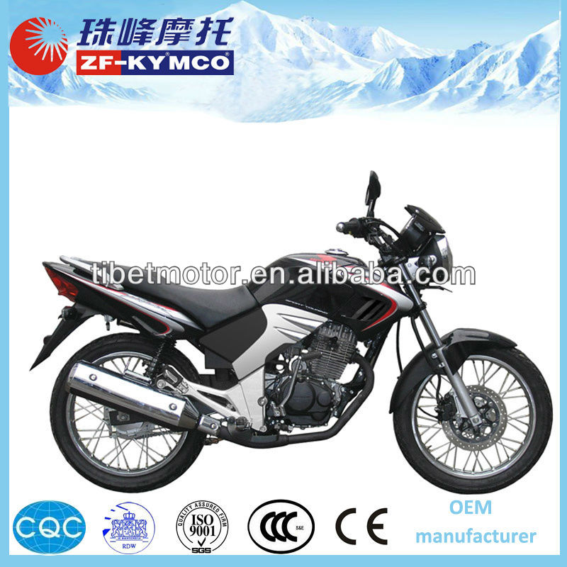 Super sport automatic 150cc motorcycle racing on promotion ZF150-3