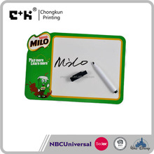 Dry Erase Flexible Magnetic Whiteboard/Message board/Memo Pad/Dialog Box Magnet