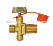 cast steel low pressure gas check valve gas safety valve thermocouple valves