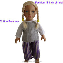 2017 high quality 18 inch American Girl Doll dress up games