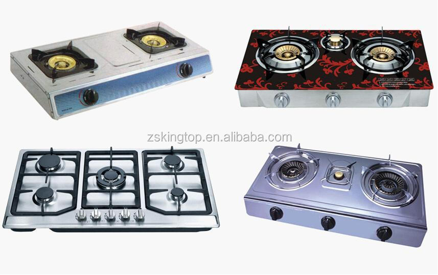 Double Burner Table Top Gas Stove,Euro Type 4 Burner Table Gas Stove