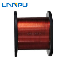 Solderability ISO Certificated super fine 8 Gauge enameled rectangular copper wire For transformers