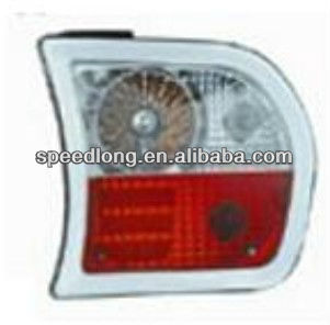 Car crystal tail lamp for Peugeot 504 spare parts