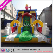 Inflatable slides/inflatable bouncer for kids