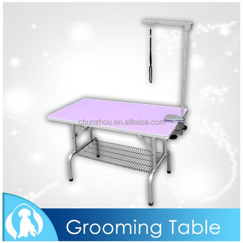 Good Looking Antiskid Pet Grooming Table from reliable Chinese factory N-301A