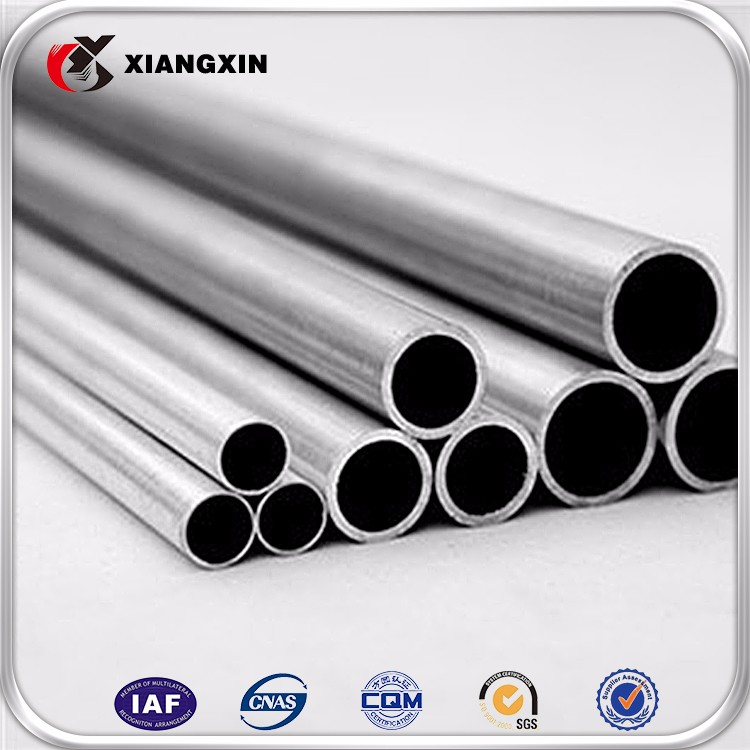 2 x 8 aluminum tube factory direct selling