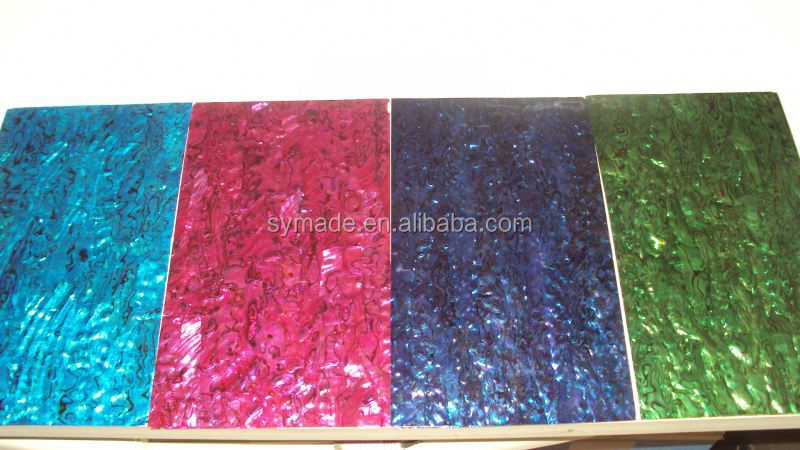 Hot sale Wall decorative colorful glass shell tile mural