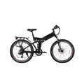 New Powerful adult Electric Bike 7 Speed 10AH 36V 350W Fat Tire E bike