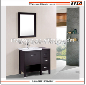 Best Price Italian Solid Wood Bath Vanity Cabinet