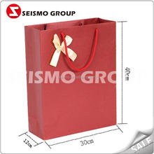 shopping paper bags logo printed square bottom paper bag forming machines