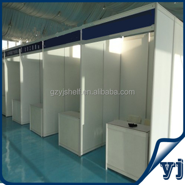 Exhibition Shell Scheme Suppliers : Portable aluminium stall shell scheme exhibition booth