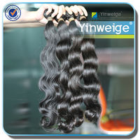 brazilian loose wave nano ring hair extension