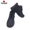 Split leather mens safty work boots with steel toe