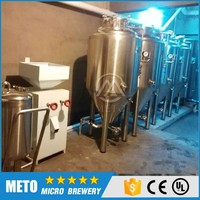 500kg/h-800kg/h malt milling machine for beer brewing equipment