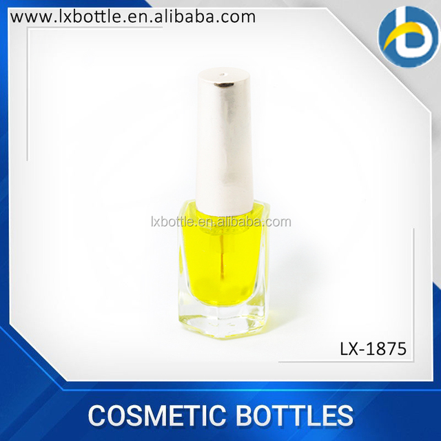 hot sale factory price Hexagon 10ml empty nail polish bottle