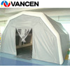 easy disassembly and set up outdoor waterproof Flame retardant 3 Room 8 10 person inflatable camping tent