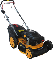 GT Speed / 3-in-1 gasoline lawn mower KCL20SDP-GT with dual handlebar