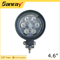 Multiple beam patterns 18W LED Worklamps LED Worklights for agricultural machinery