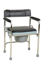 PU Commode chair