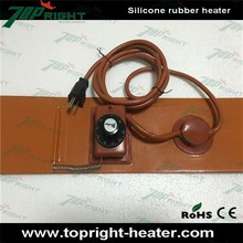 50L Oil Drum Silicone Rubber Coil Heater