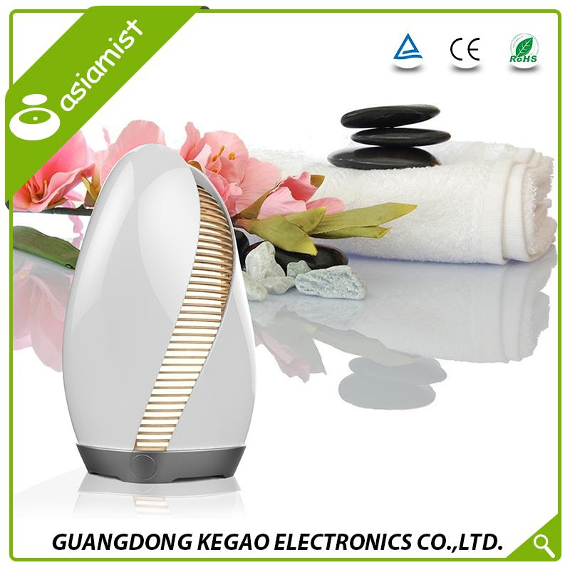 Hot selling products eco-friendly hotel lobby PP waterless anion air purifier aroma diffuser