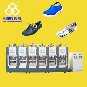 KINGSTONE Strong Foam EVA Shoes Slippers Injection Moulding Machine