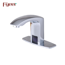 Water Saving Infrared Automatic Sensor Faucet Cold Only Bathroom Electrical Basin Faucet