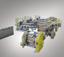 Extrusion Laminating Machine for Aseptic package