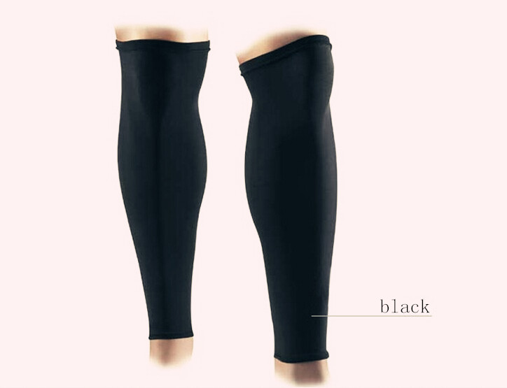 Lightweight calf support / soft sports greaves / legging sleeve