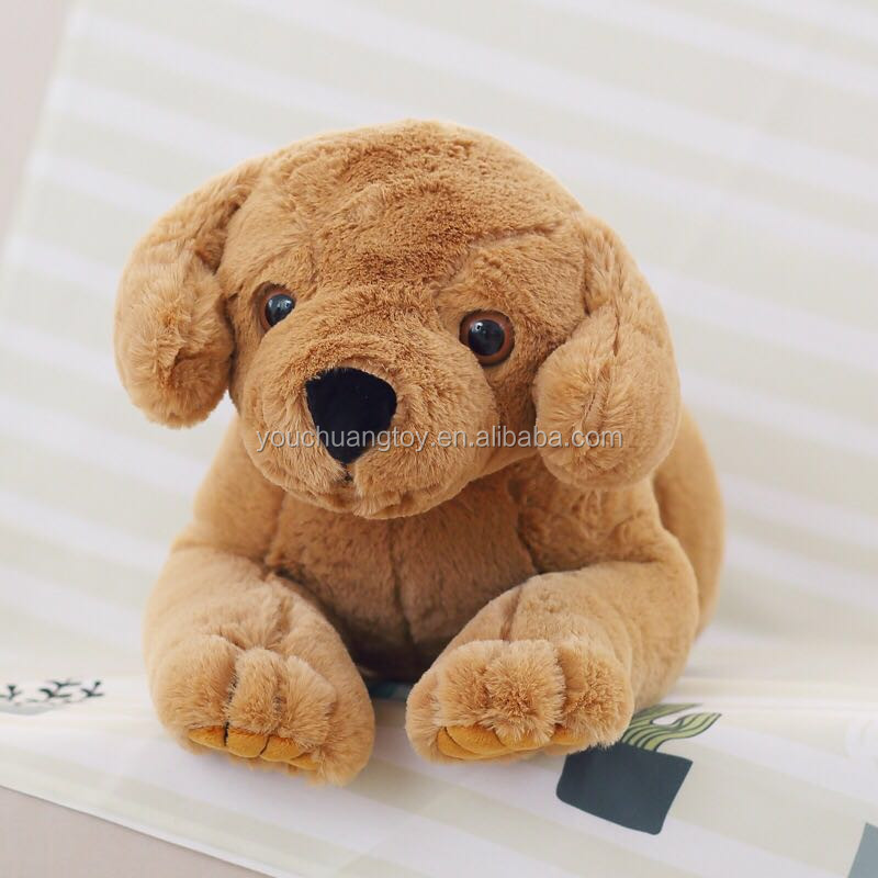 Custom soft toy plush dog labrador puppies for sale
