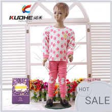 cheap stock low price children clothes kids ' clothing sets boy girl clothes stock