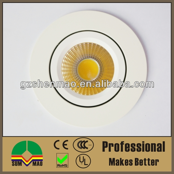 12v reflector led downlight/led downlight fixture