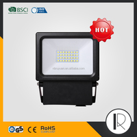 m062811 Warranty 2 year IP65 Epistar 10w emergency camping light rechargeable led floodlight