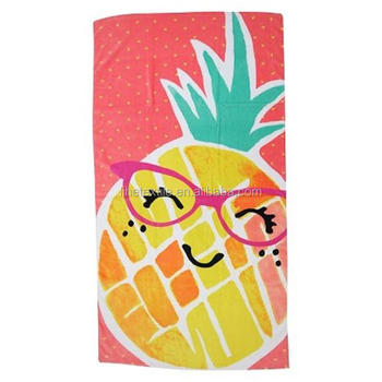 Printed Beach Towels Cotton Beach Blankets China Trade Assurance Manufacturer