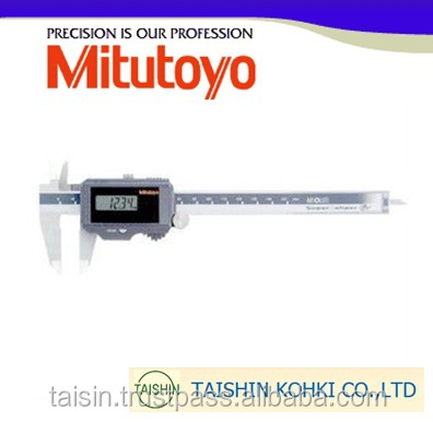 high quality and solar powered mitutoyo vernier caliper gage at reasonable price
