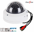 Cheap WIFI IP CCTV Dome Camera 3MP Waterproof IP67 POE ONVIF 30m IR distance,P2P Mini ip camera