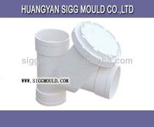 2013 plastic PVC PPR pipe fitting mould