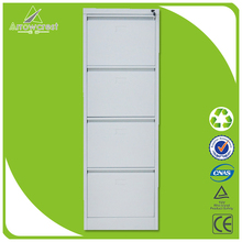 Knock down structure strong steel compact filing cabinets
