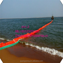 PVC floating absorbent booms,PVC Spill Containment fence boom