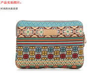 2014 student stationary neoprene notebook case in nice pattern