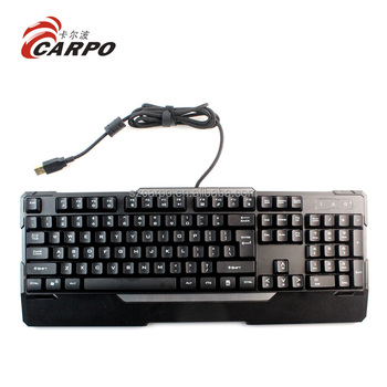 Wholesales multimedia real mechanical laptop keyboard mechanical gaming keyboard