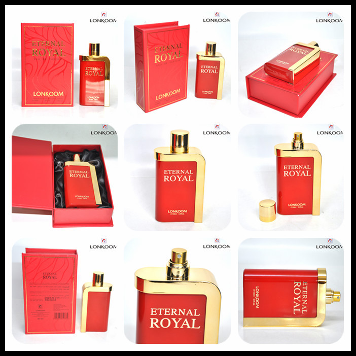 red eternal royal nice scent perfume