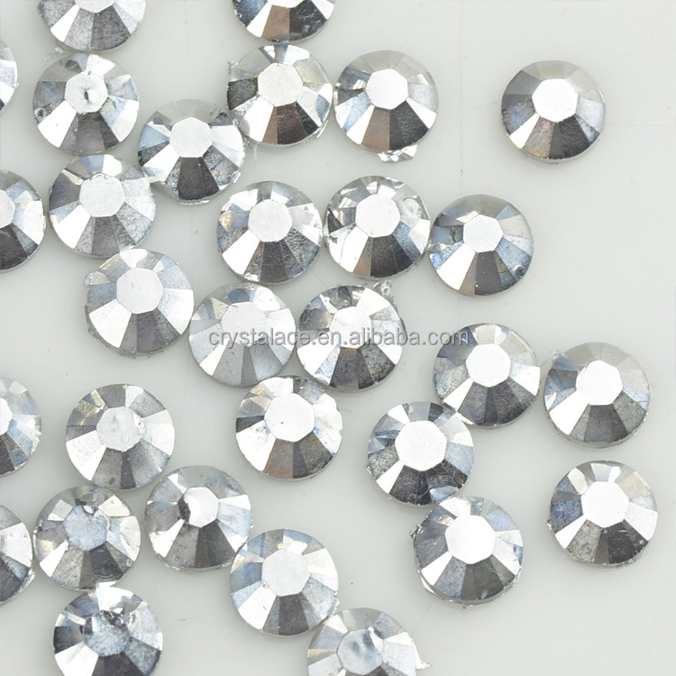 Best Price Non Hotfix Labrador Epoxy Rhinestone, Higher Quality Flatback Resin Rhinestone, Flat Back Non Hotfix Resin