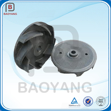 China best quality precision casting steel air pump impeller